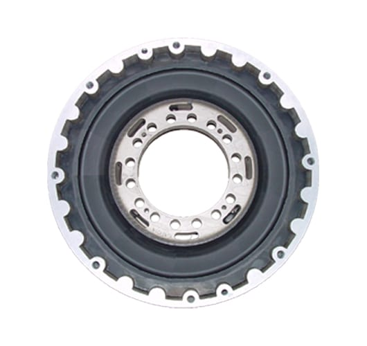Rubber Torque Coupling