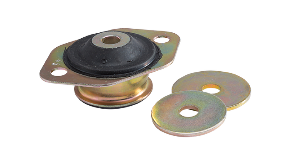 Using Rubber for Effective Anti Vibration