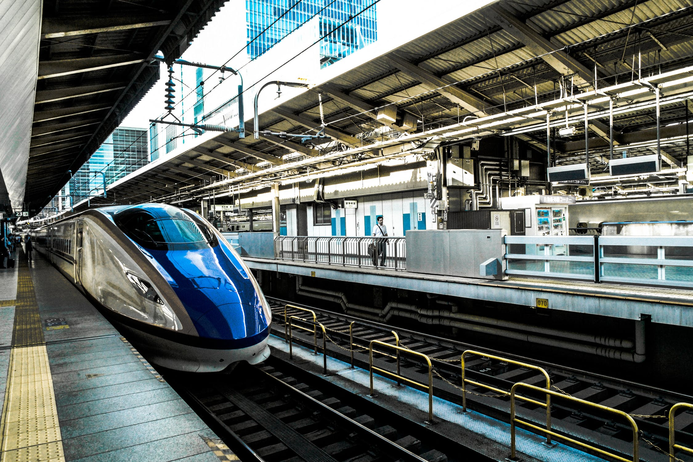The Growing Demand for Improved Railway Technology