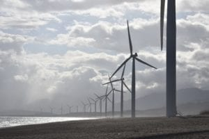 Wind turbine vibration