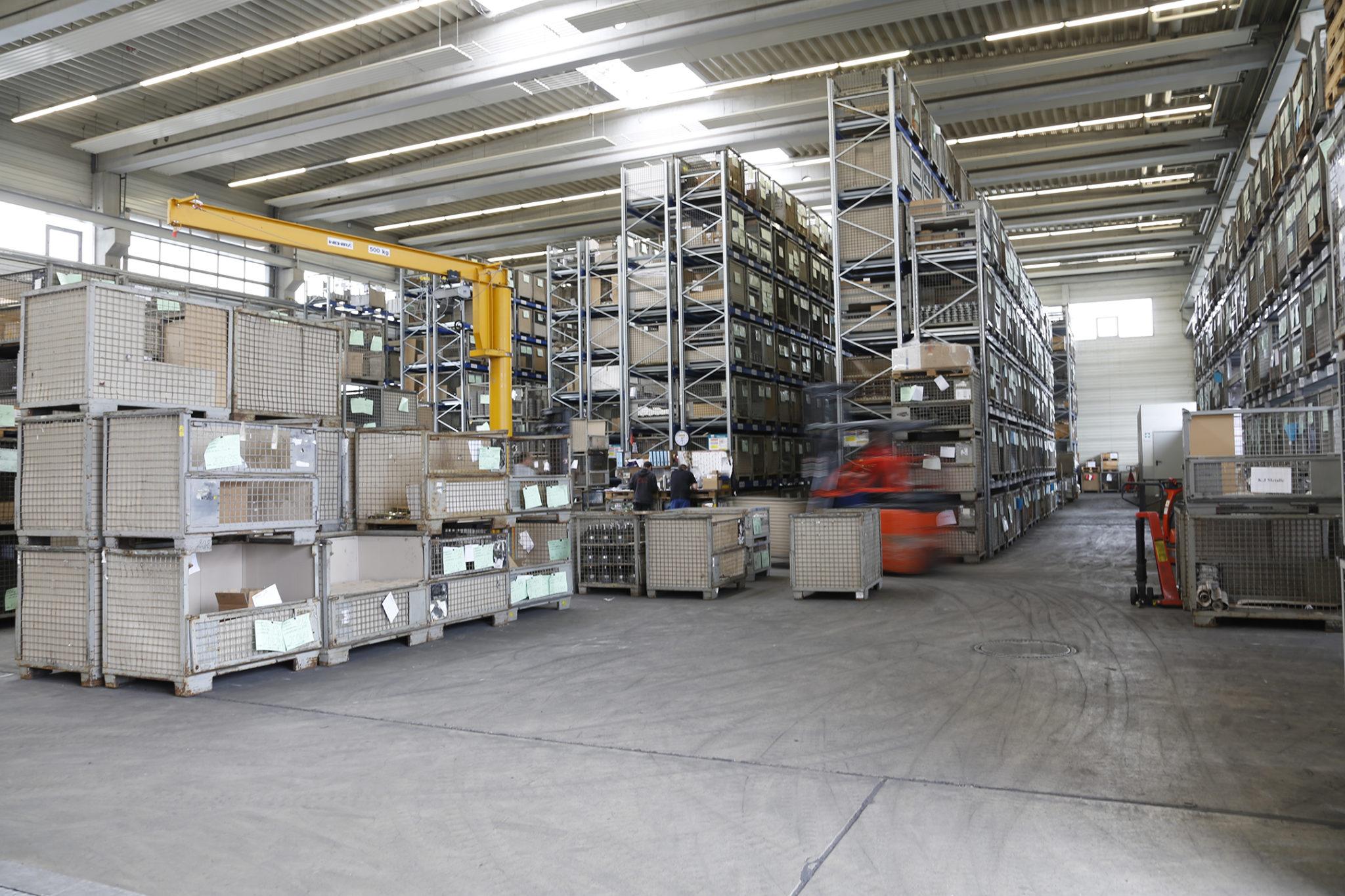 rubber-storage