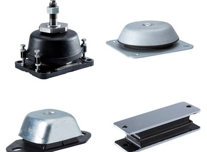How to Meet Industry Standard Isolation Levels by Choosing the Correct Vibration Control Products