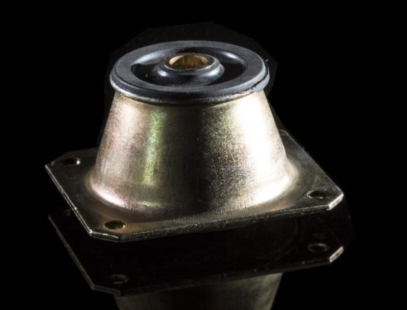One of the many types of engine mounts available at GMT.